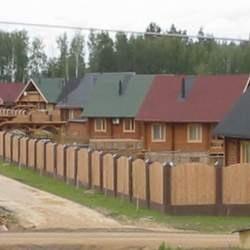 Загородные посёлки Петербурга